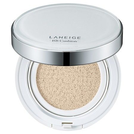 """<p>This cushion compact is the ultimate purveyor of complexion magic and pincher of pre-work minutes.  Infused with mineral water, SPF 50, and a spot-fading complex that helps prevent and reverse environmental damage, the formula imparts a veil of color that's buildable. Pat it into skin with the accompanying sponge for the ideal dose of dew. </p><p> $34<span class=""""redactor-invisible-space"""" data-verified=""""redactor"""" data-redactor-tag=""""span"""" data-redactor-class=""""redactor-invisible-space"""">, <a href=""""http://bit.ly/LABBCushion"""" target=""""_blank"""">target.com</a></span></p>"""