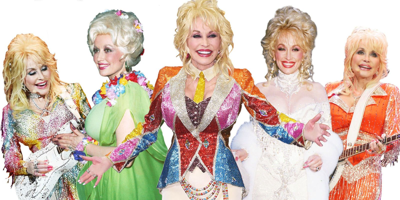 22 of Dolly Parton's Most Glorious Looks