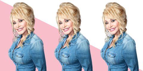 Dolly Parton New Album - Dolly Parton Pure & Simple