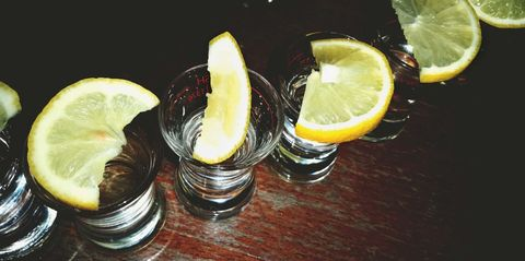 How Dirty Is That Lemon Wedge in Your Drink?