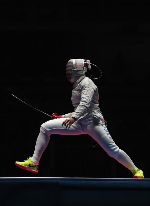 <p>Whether in witty banter or a straight up debate, no one duels better than a Gemini. So why not enjoy a little hand-to-hand combat? The fast-moving sport of fencing moves at your quick-fire pace.</p>