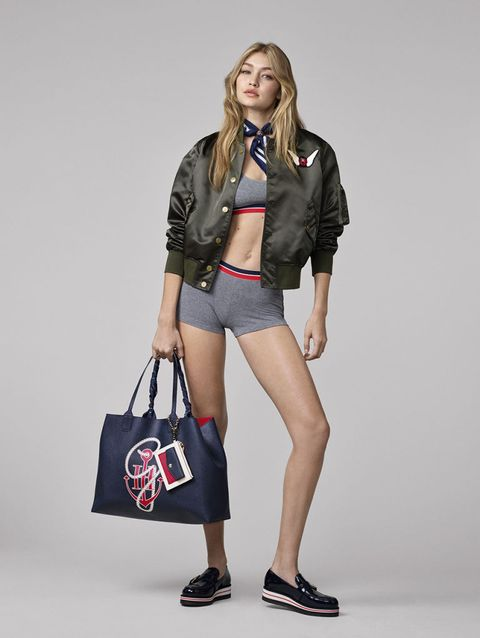 1da14c4fb Gigi Hadid for Tommy Hilfiger - See the Complete Lookbook