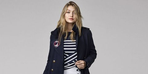 27f01addce61 Gigi Hadid for Tommy Hilfiger - See the Complete Lookbook
