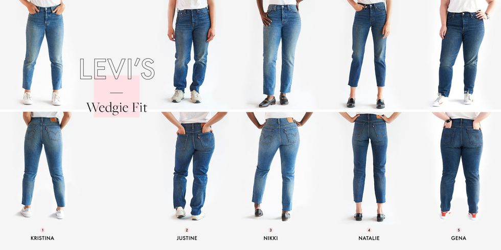 1 Day, Five Editors, 50 Styles: Our Quest to Find the Perfect Pair of Fall Jeans