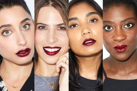 Lip, Brown, Skin, Eyelash, Forehead, Eyebrow, Style, Beauty, Eye shadow, Organ,