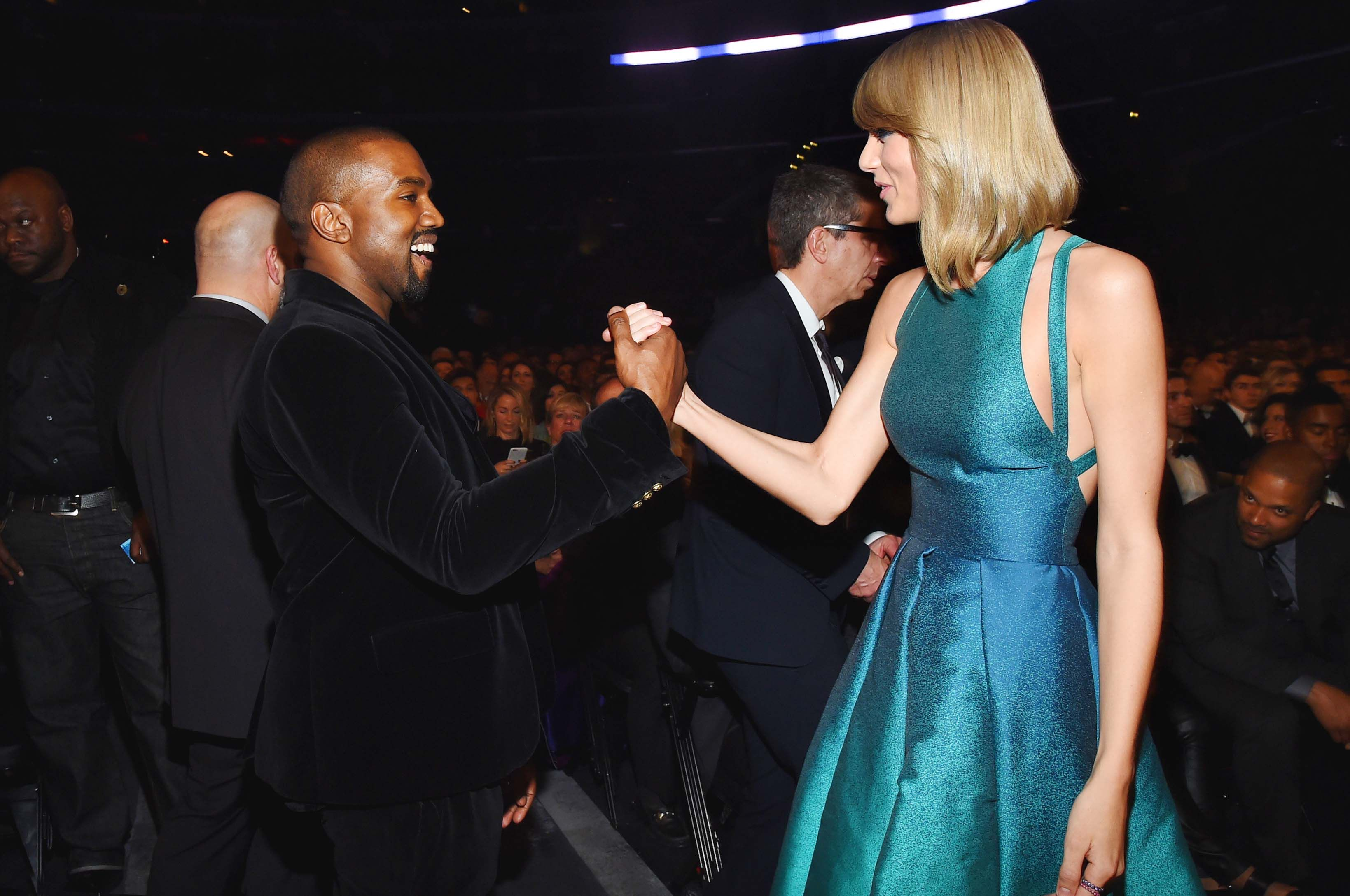 Kanye West on Taylor Swift: She Aint Cool No More forecasting