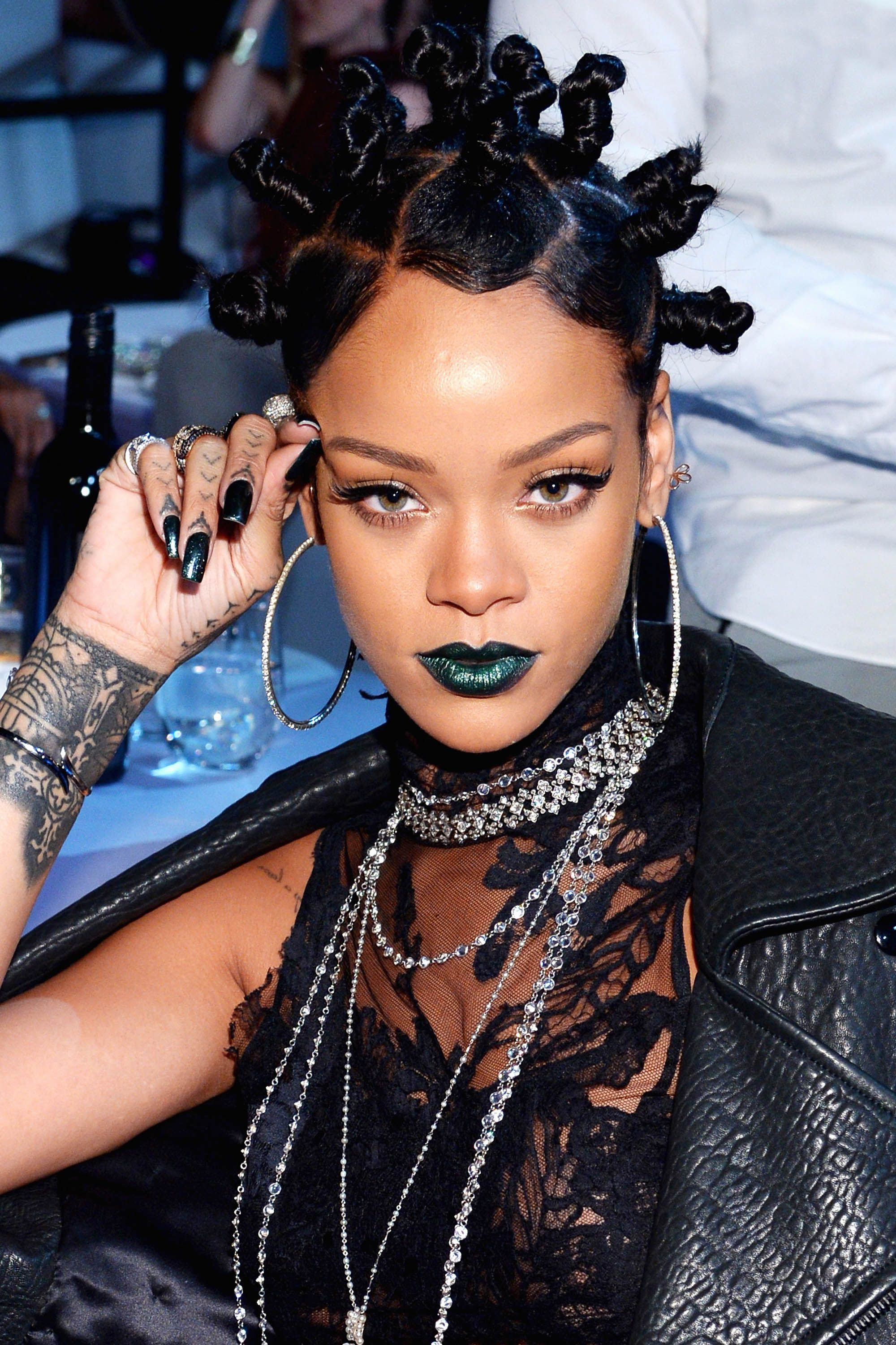 Image result for rihanna hairstyles