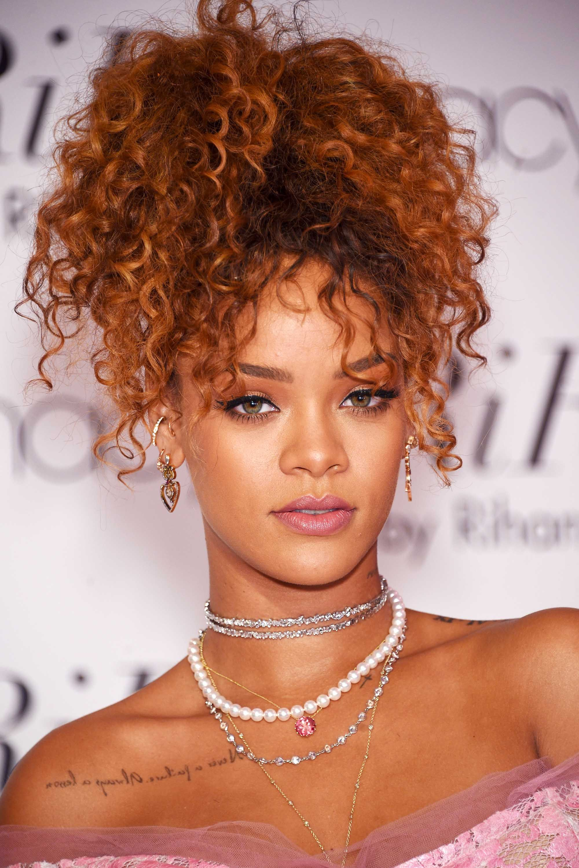 50 Best Rihanna Hairstyles - Our Favorite Rihanna Hair Looks of All Time