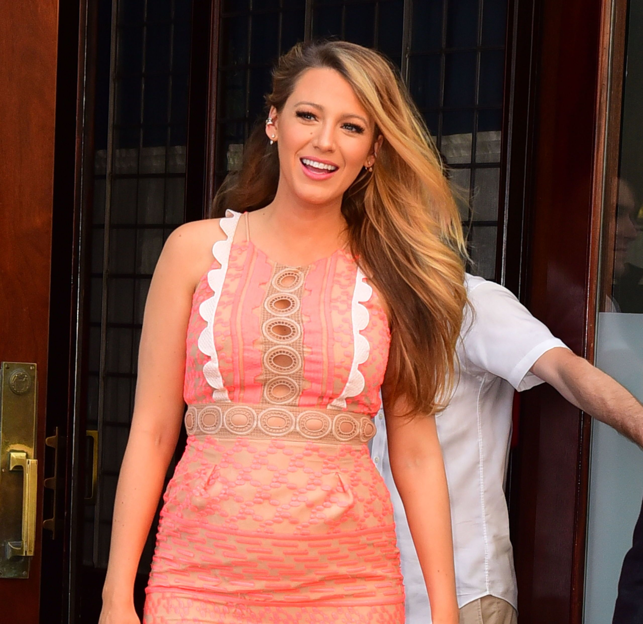 What A Low Key Blake Lively Baby Shower Is Like