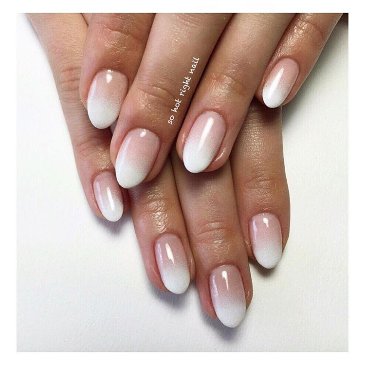 24 French Manicure Ideas For 2018