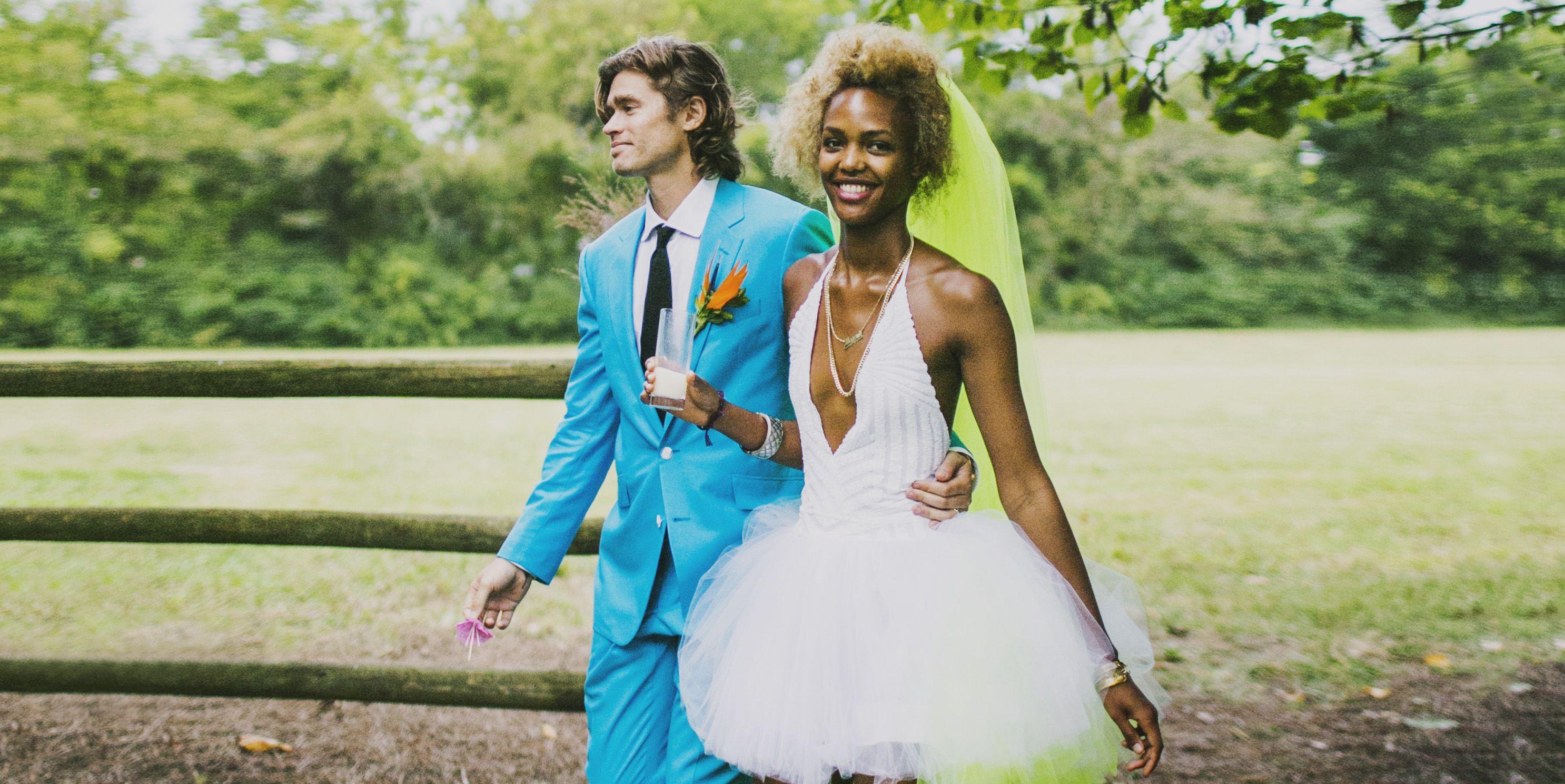 How I Found My Carnal Wedding Dress