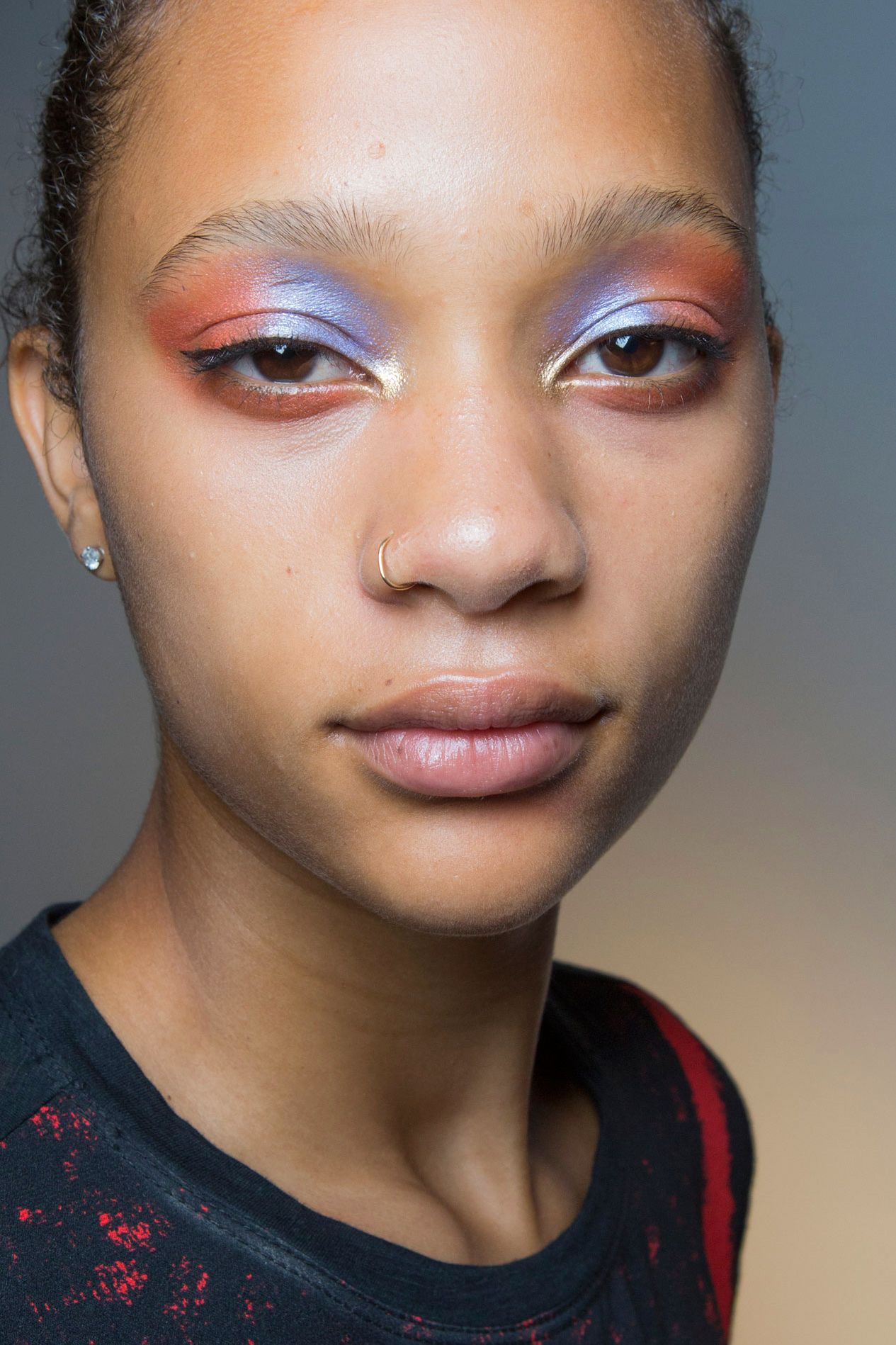 Spring 2017 Makeup Trends And Summer Beauty From The Jill Lip Matte 11 Flawless Maroon Runway