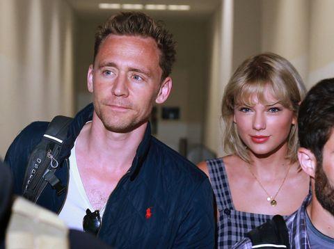 Taylor Swift and Tom Hiddleston Relationship Timeline