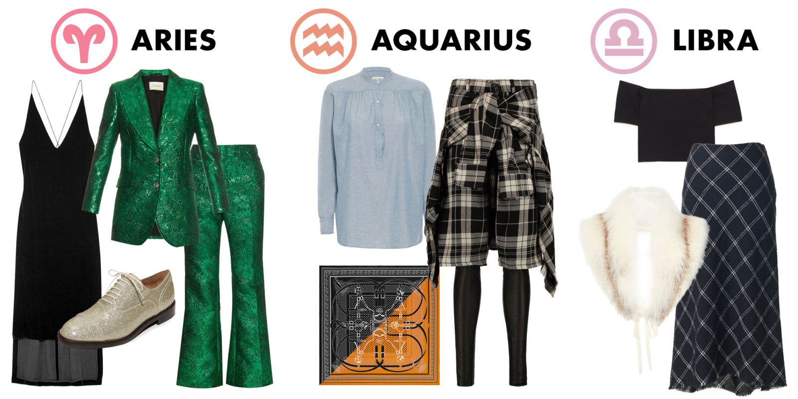 Your Fall Fashion Starter Pack, According to Your Sign