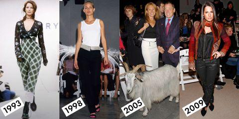 Human, Leg, Style, Fashion, Livestock, Waist, Fur, Goat, Street fashion, Goats,