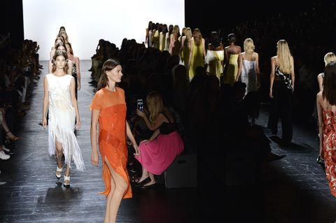 Dress, Fashion, Costume design, Fashion model, Waist, One-piece garment, Fashion design, Model, Haute couture, Day dress,