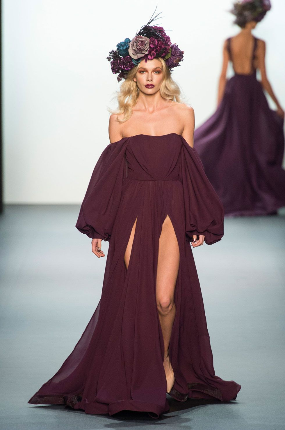 38 Looks From the Michael Costello Spring 2017 Show - Michael ...