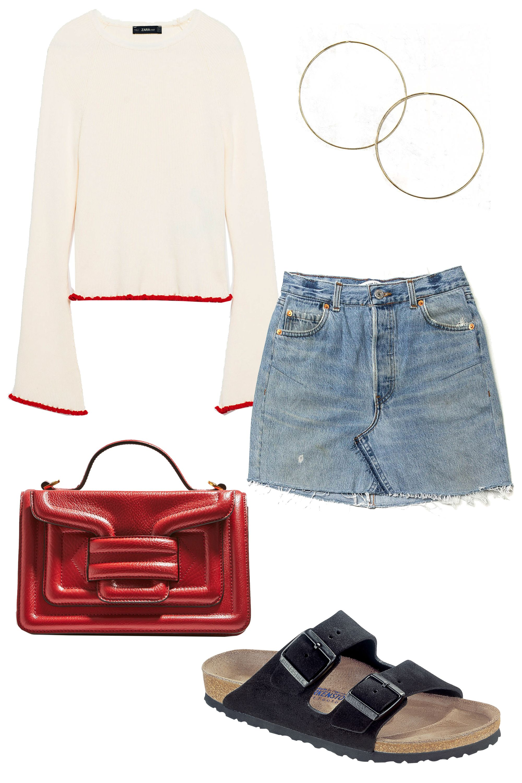 What Elle Is Wearing To Fashion Week 9 Elle Editors On