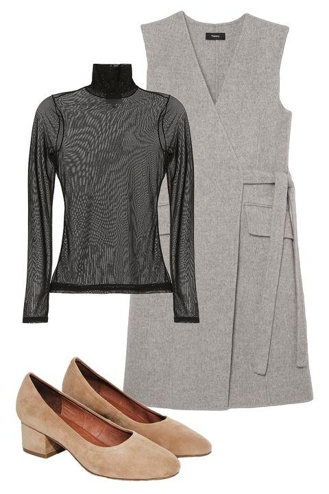 Product, Brown, Sleeve, Collar, Textile, Pattern, Fashion, Tan, Black, Beige,
