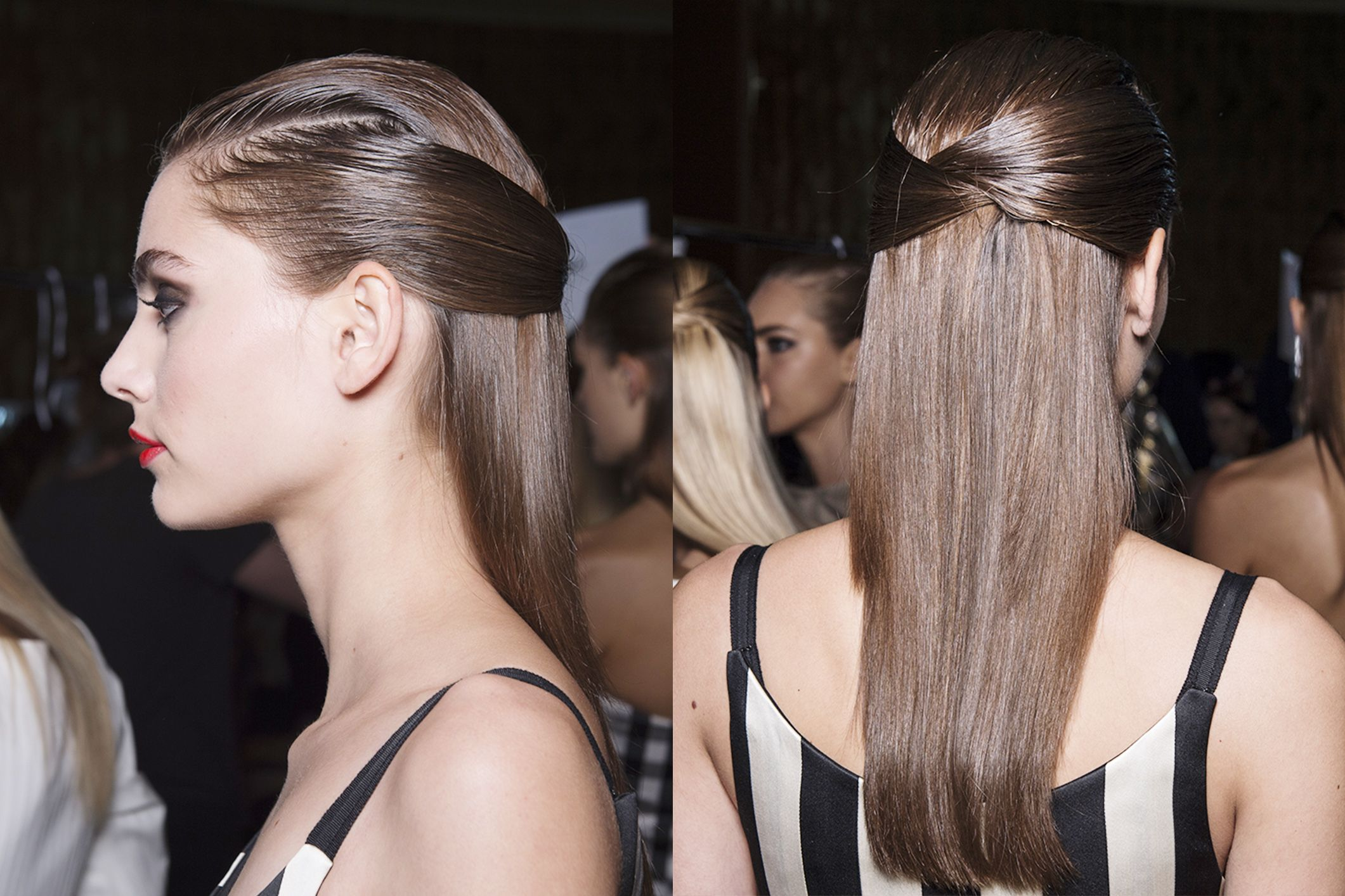 spring 2017 hair trends - spring and summer hairstyles seen on the
