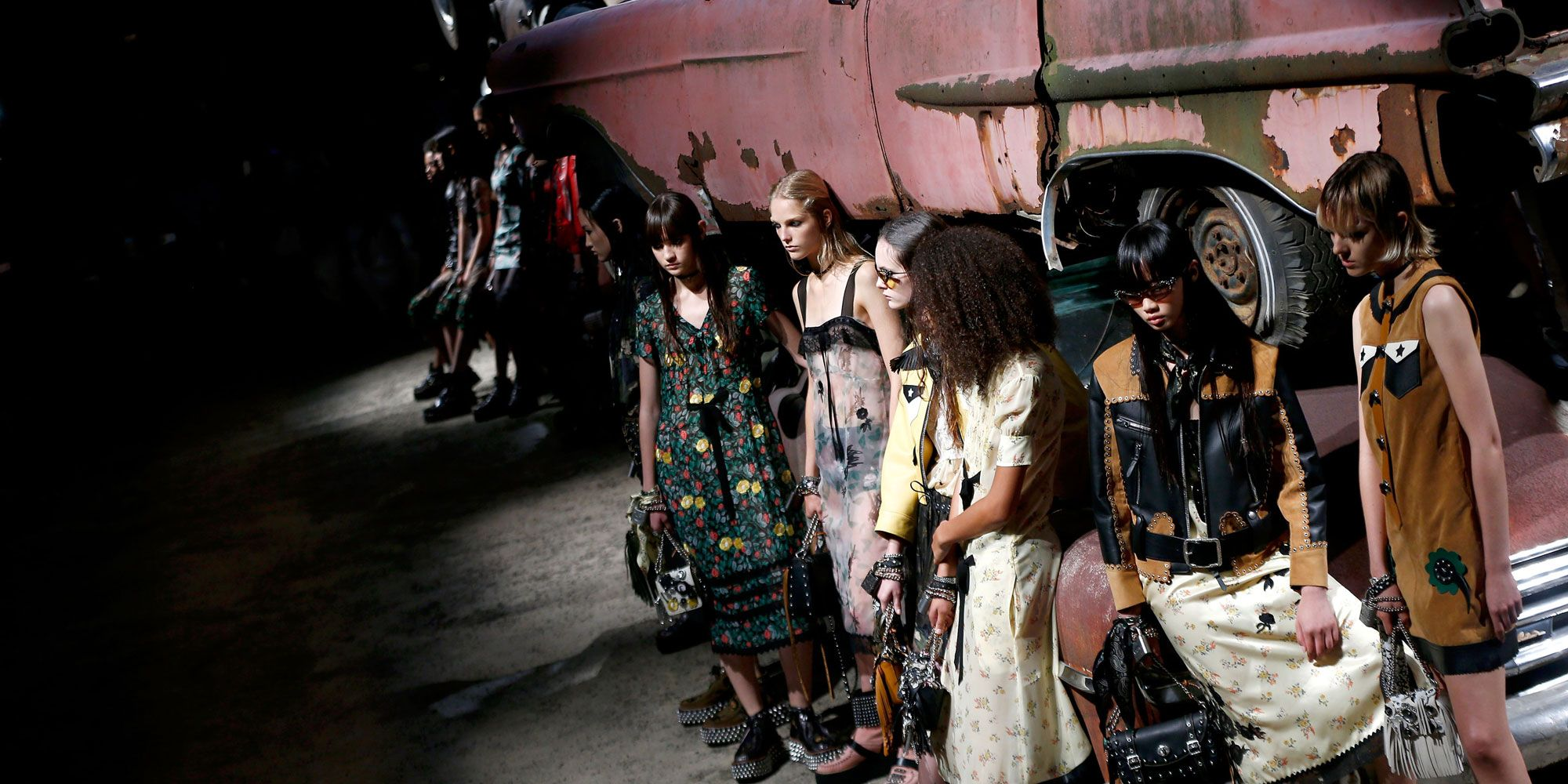 45 Looks From the Coach 1941 Spring 2017 Show - Coach 1941 Runway ... 94fd056533