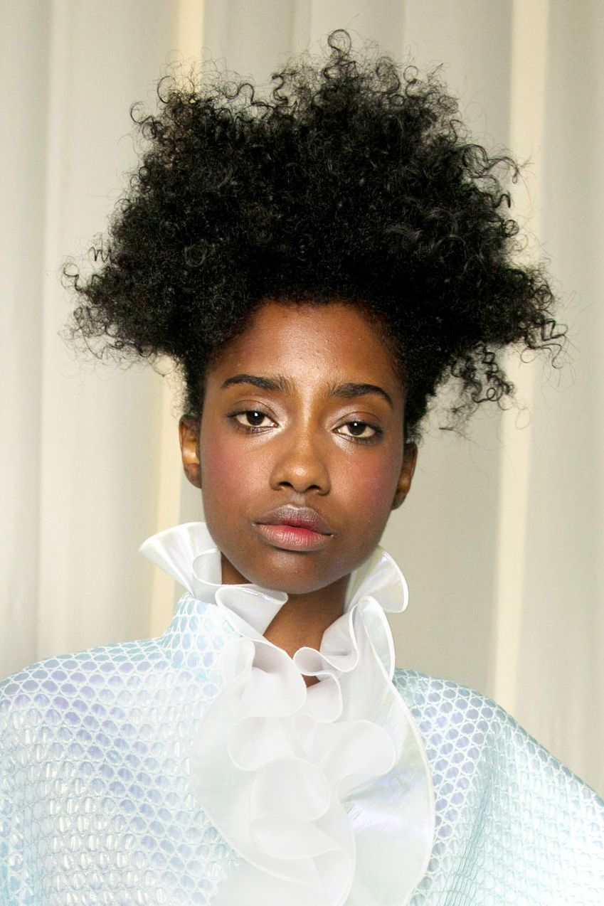 Spring 2017 Hair Trends Spring And Summer Hairstyles Seen On The