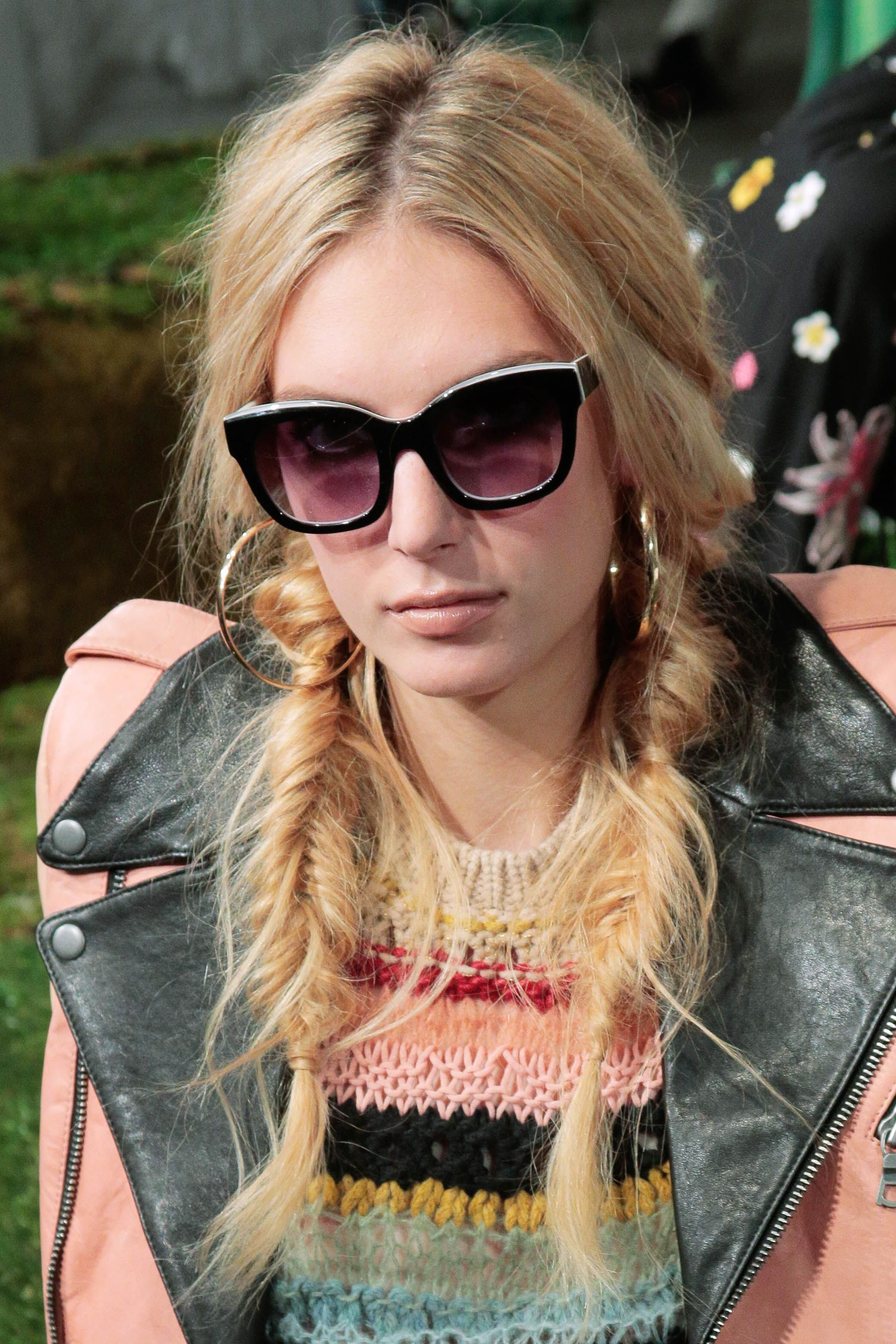 Spring 2017 hair trends spring and summer hairstyles seen on the spring 2017 hair trends spring and summer hairstyles seen on the runway urmus Image collections