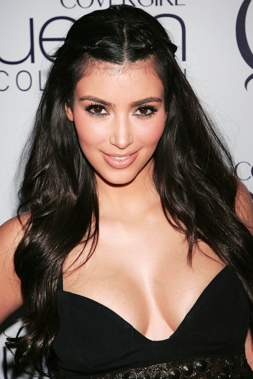 50 best kim kardashian hair looks - kim kardashian's evolving