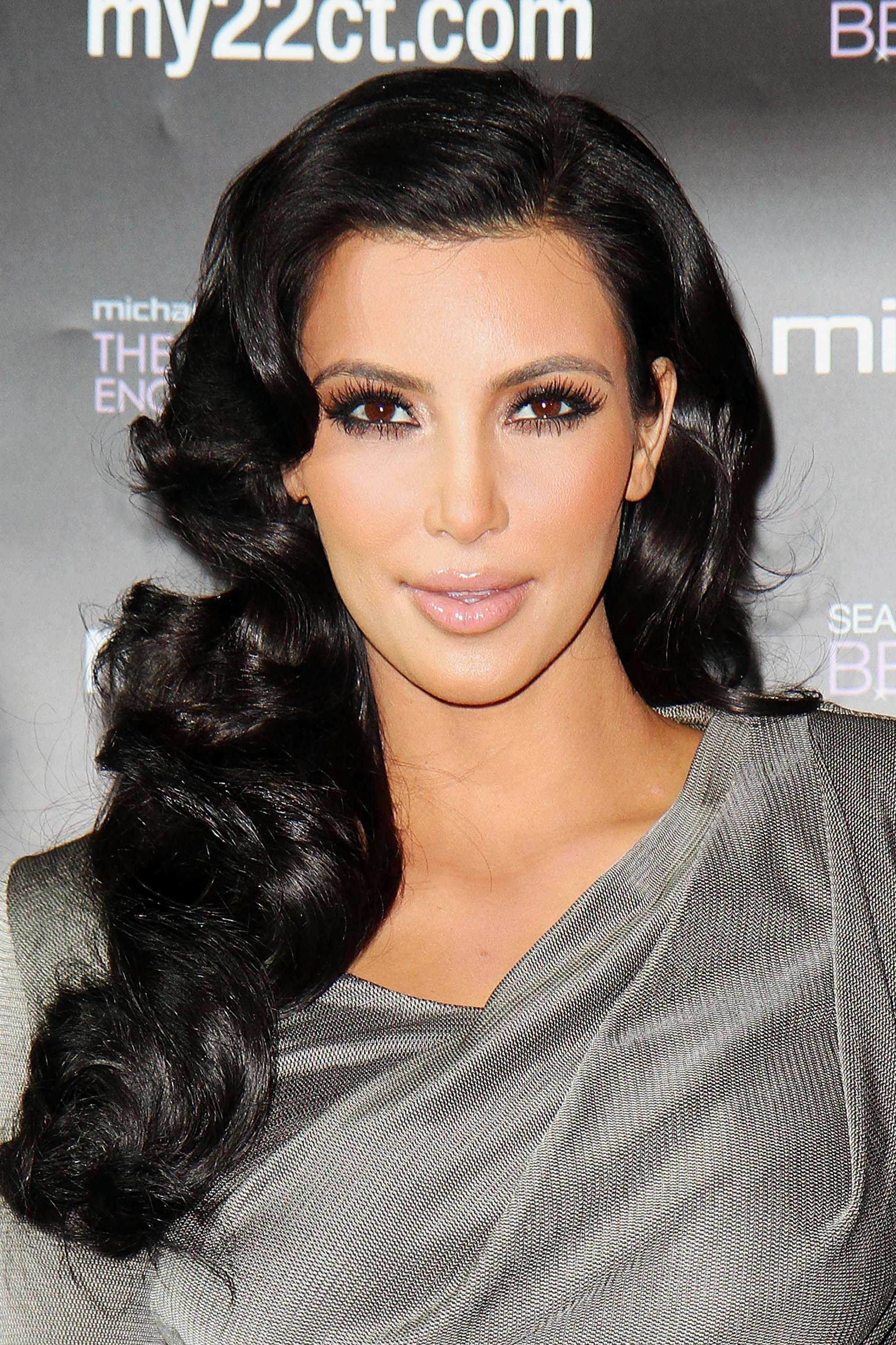 Communication on this topic: Kim Kardashian Hair Evolution in the Most , kim-kardashian-hair-evolution-in-the-most/