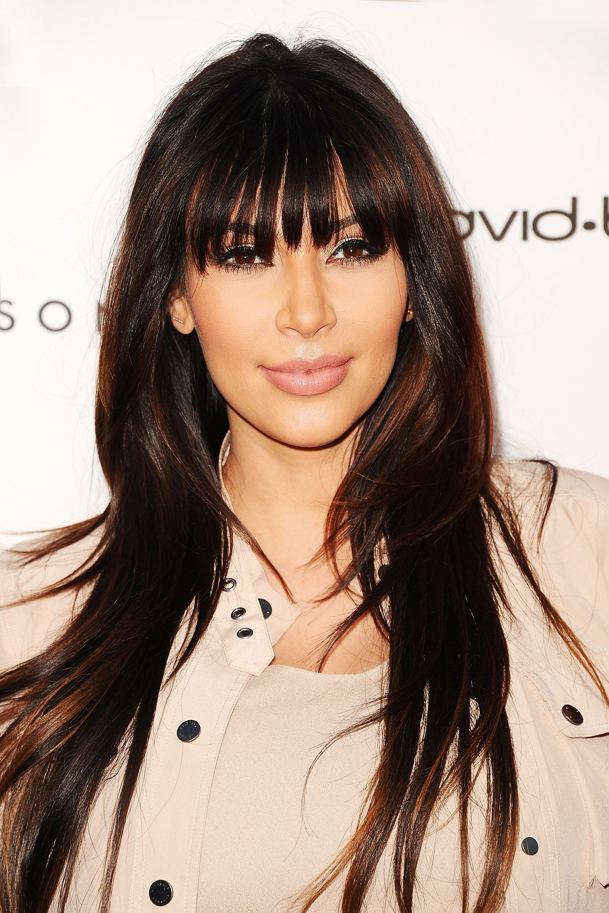 50 Best Kim Kardashian Hair Looks Kim Kardashians Evolving Hairstyles