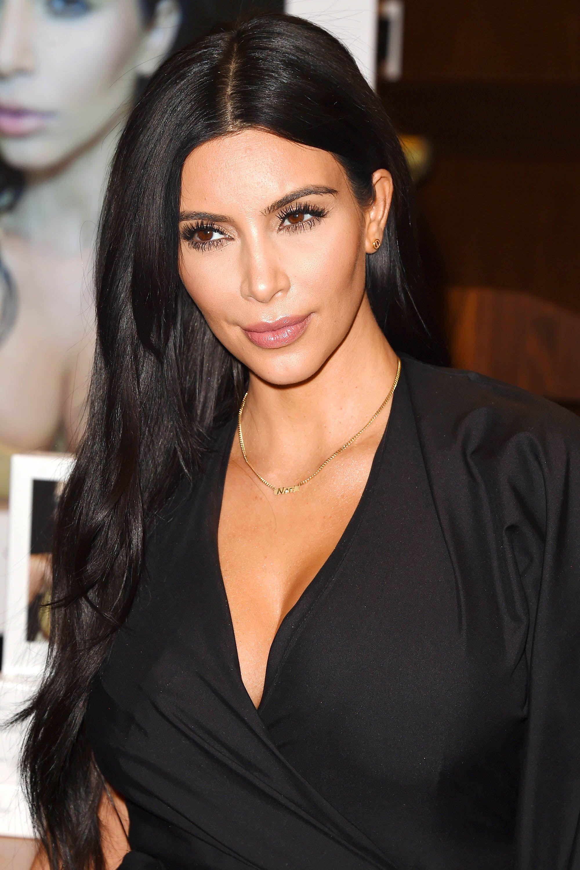 50 Best Kim Kardashian Hair Looks Kim Kardashian S Evolving Hairstyles