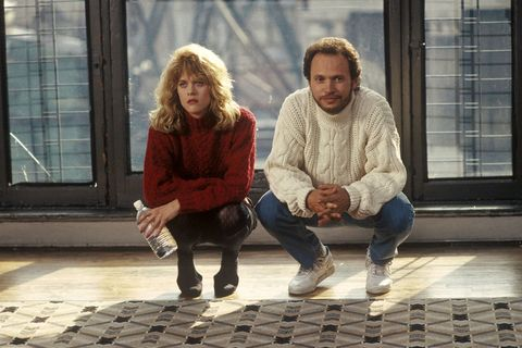 "<p>Rob Reiner and Nora Ephron invented the modern romantic comedy with <em data-redactor-tag=""em"" data-verified=""redactor"">When Harry Met Sally</em>, creating a perfect formula that has been borrowed over and over. The film is smart and hilarious, and&nbsp;Meg Ryan and Billy Crystal spark like a plug. But&nbsp;their characters are also super annoying. Harry is&nbsp;a know-it-all and Sally is so hard to please—who orders food like that? They grow on each other, and the audience, over time; in the end,&nbsp;the whole point&nbsp;is that they fall in love with each other's idiosyncrasies, and&nbsp;we fall in love along with them.</p>"