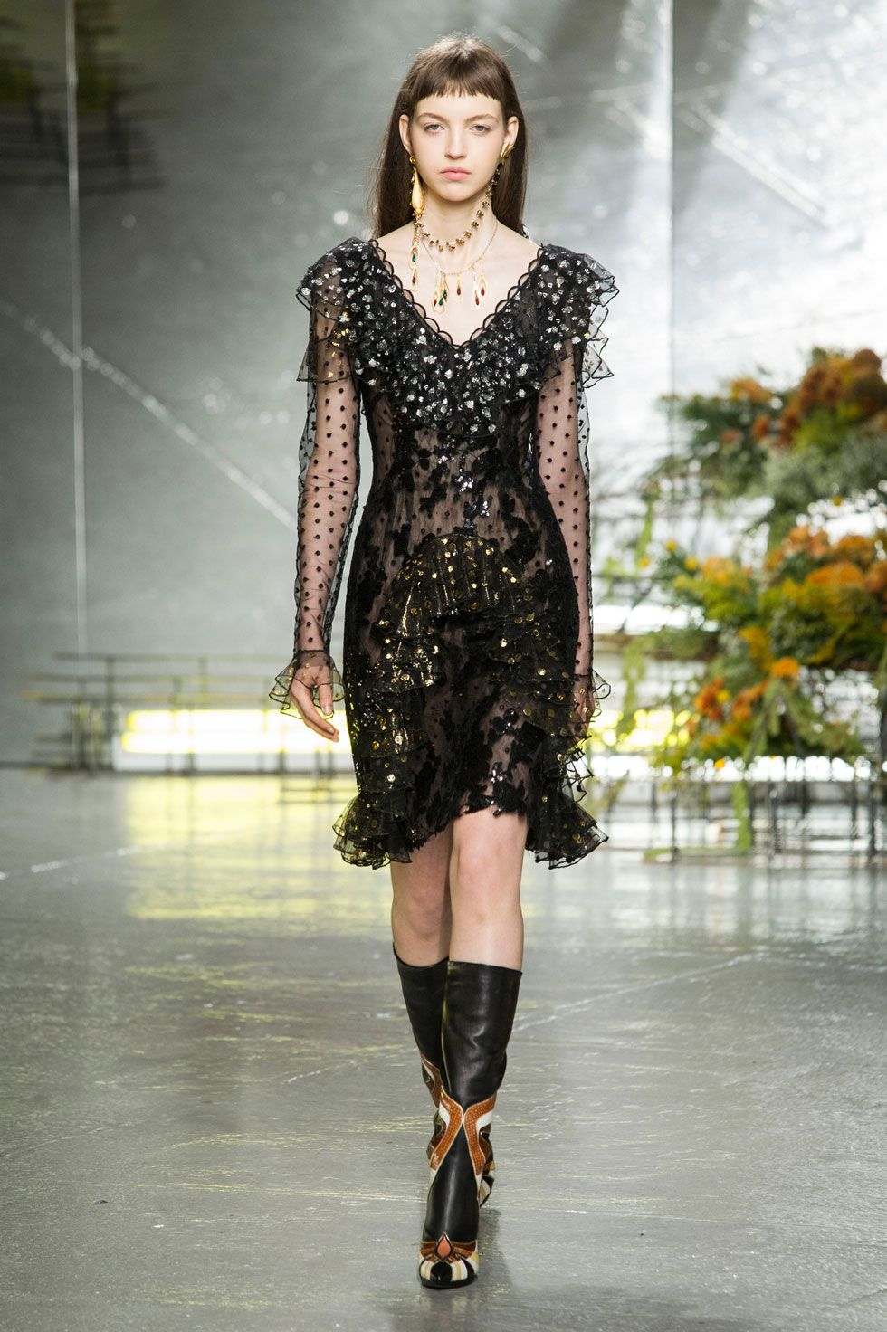 Must-See Looks From Rodarte, Marc by Marc Jacobs, More