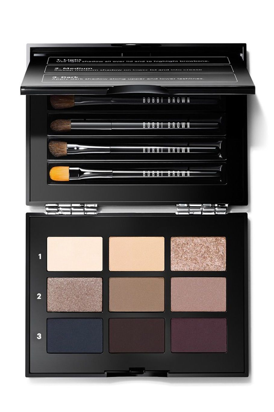 "<p>Leave it to Bobbi Brown to create the ultimate all-in-one eye palette. It includes miniature versions of the legendary makeup artist's four favorite brushes and pretty, iris-enhancing hues like Rich Plum and Royal Navy.</p><p>Bobbi Brown Everything Eyes Palette, $75; <a href=""http://shop.nordstrom.com/s/bobbi-brown-everything-eyes-palette-nordstrom-exclusive-139-value/4292820?origin=category-personalizedsort"" target=""_blank"">nordstrom.com</a></p>"