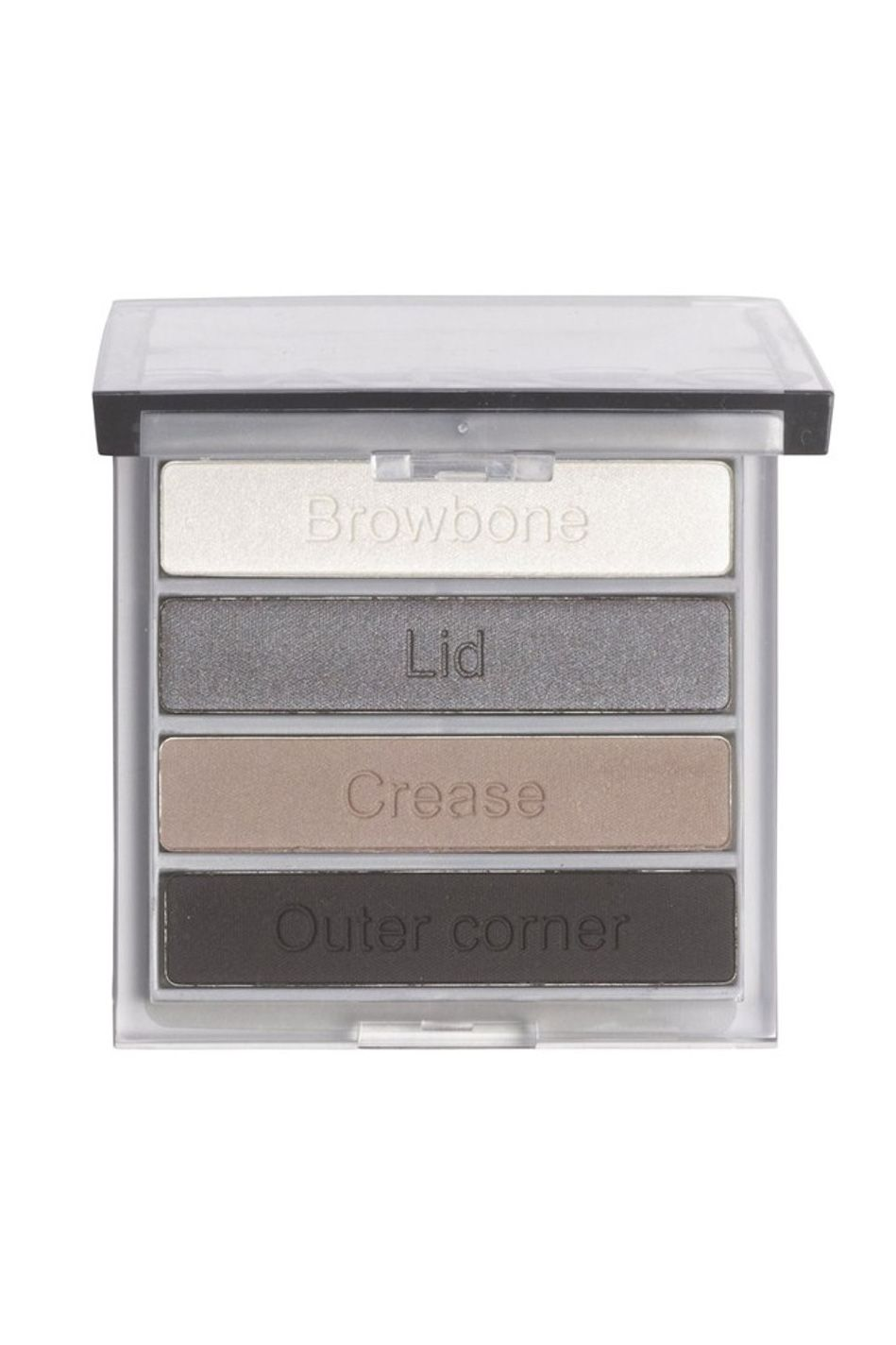 "<p>Time strapped minimalists rejoice! The four tonal shadows in this streamlined palette are each embossed with the ideal, eye-defining placement, making application a breeze. The darkest shade is for the eye's outer corner, the medium for the crease, the shimmer for the lid, and highlighter for the brow bone. Voila, done.<span class=""redactor-invisible-space"" data-verified=""redactor"" data-redactor-tag=""span"" data-redactor-class=""redactor-invisible-space""></span></p><p><span class=""redactor-invisible-space"" data-verified=""redactor"" data-redactor-tag=""span"" data-redactor-class=""redactor-invisible-space"">Cargo Cosmetics Essential Eyeshadow Palette<span class=""redactor-invisible-space"" data-verified=""redactor"" data-redactor-tag=""span"" data-redactor-class=""redactor-invisible-space"">, $34; <a href=""https://www.beautybar.com/p/cargo-cosmetics-essential-palette-1073313?sku=CGC-034&qid=2863593311&sr=1-7"" target=""_blank"">beautybar.com</a></span><br></span></p>"