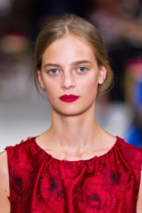 "<p>Ivory skin with neutral undertones? Classic reds with a hint of pink should be your thing because they'll brighten up your whole face, says Dubroff. Before you even think about swiping, though, prime your lips with a hydrating balm and dab the excess off with blotting paper.</p><p><br></p><p><strong data-redactor-tag=""strong"" data-verified=""redactor"">Try: </strong>Dior Rouge Dior Lipstick in 99, $35; <a href=""http://www.dior.com/beauty/en_us/fragrance-beauty/makeup/lips/lipsticks/pr-ralrougedior-y0027830-couture-colour-from-satin-to-matte-comfort-wear.html"" target=""_blank"">dior.com</a><span class=""redactor-invisible-space"" data-verified=""redactor"" data-redactor-tag=""span"" data-redactor-class=""redactor-invisible-space"">;</span> New York Creamy Color Sensational Vivid Lipcolor in On Fire Red, $8; <a href=""https://www.maybelline.com/lip-makeup/lip-color/color-sensational-vivids-lipcolor/on-fire-red"" target=""_blank"">maybelline.com</a><span class=""redactor-invisible-space"" data-verified=""redactor"" data-redactor-tag=""span"" data-redactor-class=""redactor-invisible-space""></span>; Rimmel London The Only One Lipstick in Best of the Best, $7; <a href=""http://www.ulta.com/only-1-lipstick?productId=xlsImpprod13501067#"" target=""_blank"">ulta.com</a></p>"