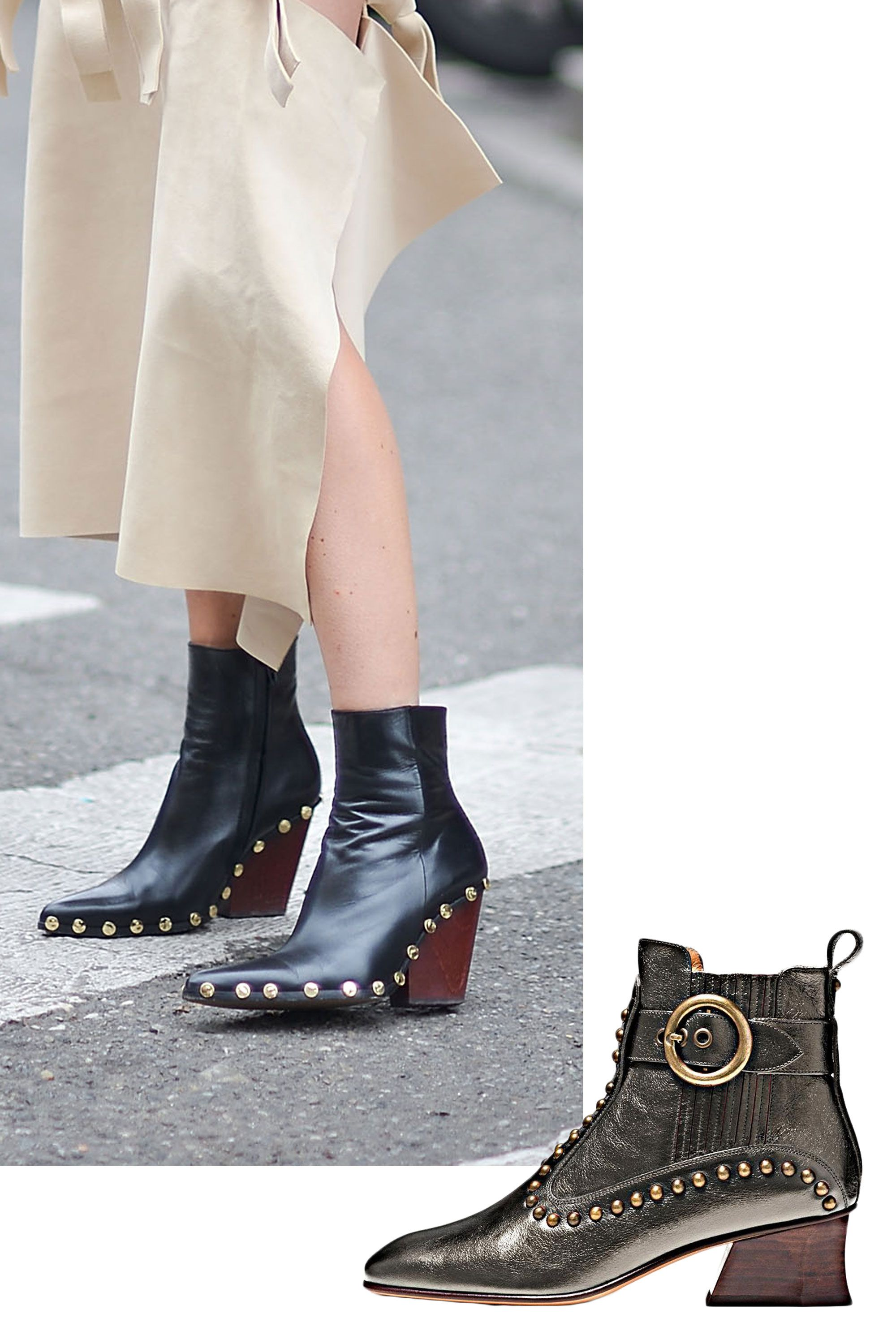 "<p>Has there ever been a shoe more perfect than the ankle boot? Easy to walk in and able to play nice with everything in your closet, it's the hardworking shoe that gets the most use all season. </p><p><em data-redactor-tag=""em"">Coach 1941 Chelsea Boot, $575, </em><a rel=""noskim"" href=""http://www.coach.com/coach-designer-booties-chelsea-boot/Q8915.html?CID=D_B_ELL_11590"" target=""_blank""><em data-redactor-tag=""em"">coach.com</em></a><br></p>"