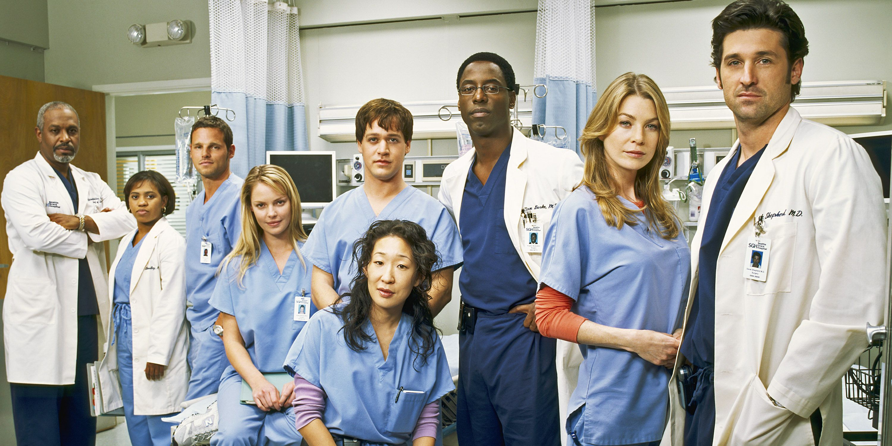 20 Fascinating Facts You Never Knew About Grey\'s Anatomy - Shonda ...