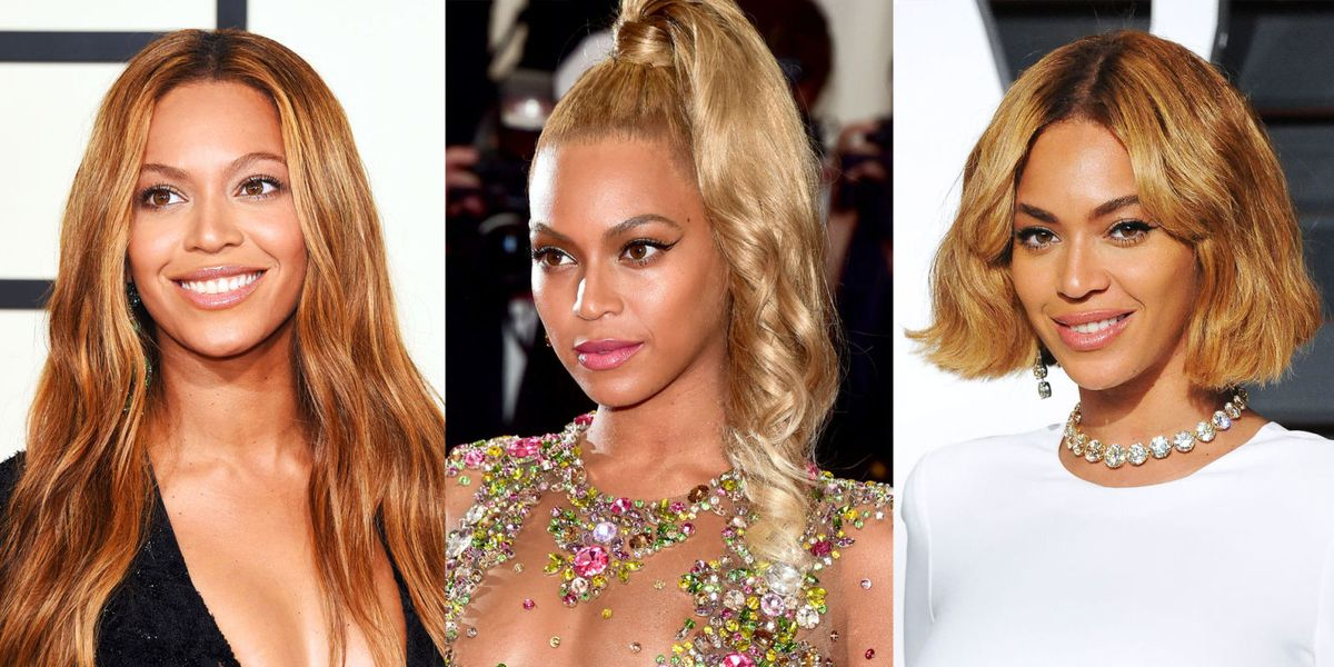 Beyonce Hair Style: 80 Best Beyonce Hairstyles Of All Time