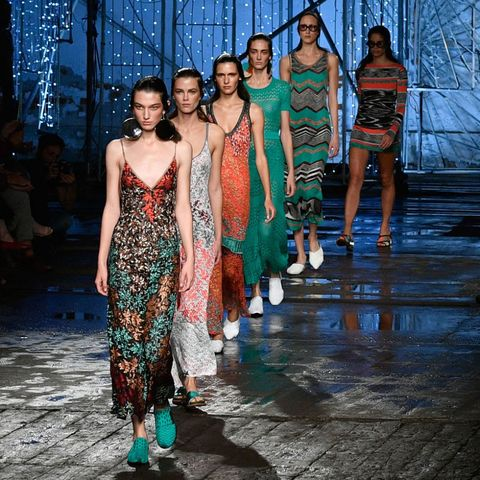 efe6923ac3d Milan Fashion Week Spring/Summer 2017 Runway Shows - All the Looks ...