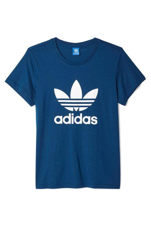 "<p>Cotton T-shirt, ADIDAS&nbsp;ORIGINALS, $30, visit&nbsp;<a href=""http://www.adidas.com/us/search?q=trefoil+tee"" target=""_blank"">adidas.com</a></p>"