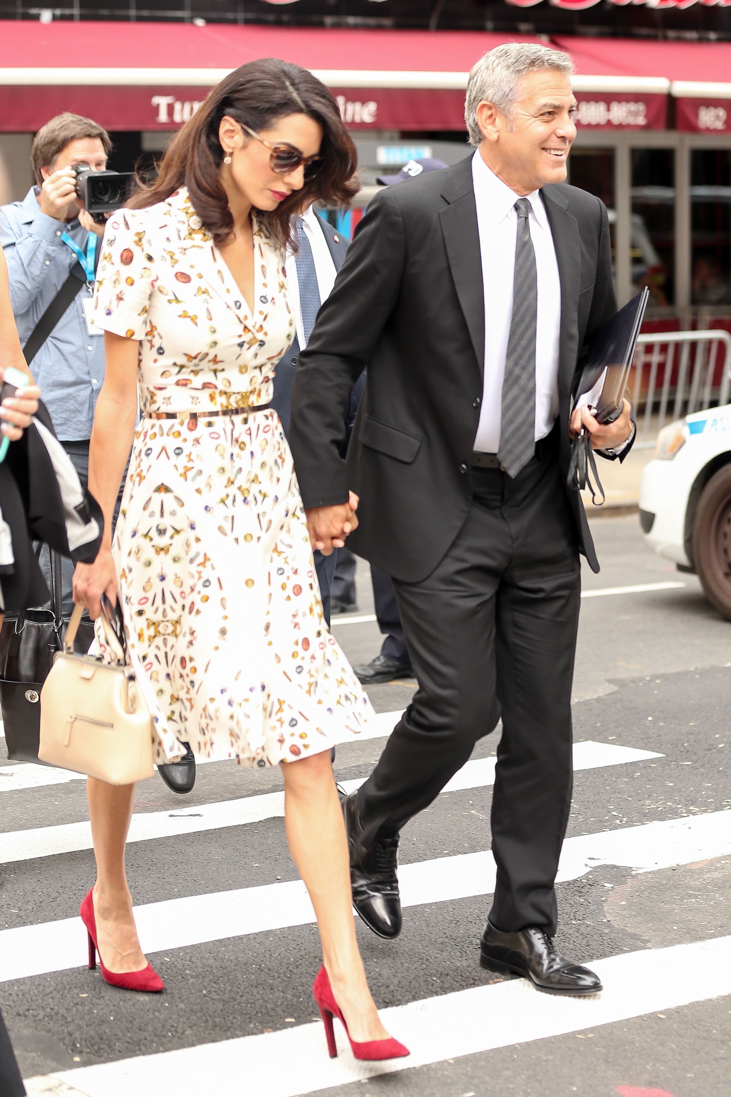 Amal Clooney Best Style Moments Amal Clooney Fashion Photos
