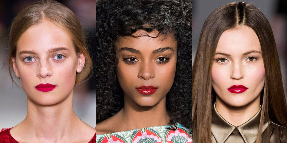 Flattering Red Lipstick For Fair Olive And Dark Skin Tones Best Red Lipstick For Your Skin Tone