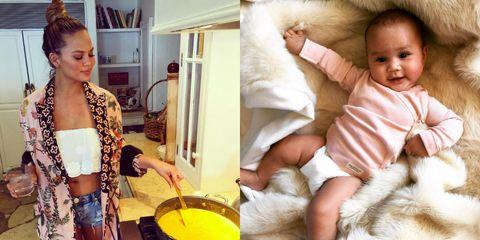 Baby & toddler clothing, Waist, Shelf, Comfort, Trunk, Abdomen, Fur, Baby, Shelving, Navel,
