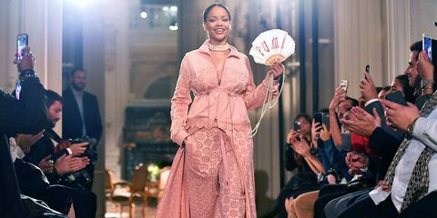 on sale d8240 a060c 32 Looks From the Fenty x Puma by Rihanna Spring 2017 Show ...