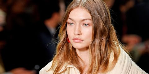 Nose, Lip, Mouth, Hairstyle, Skin, Eyelash, Eyebrow, Beauty, Long hair, Brown hair,