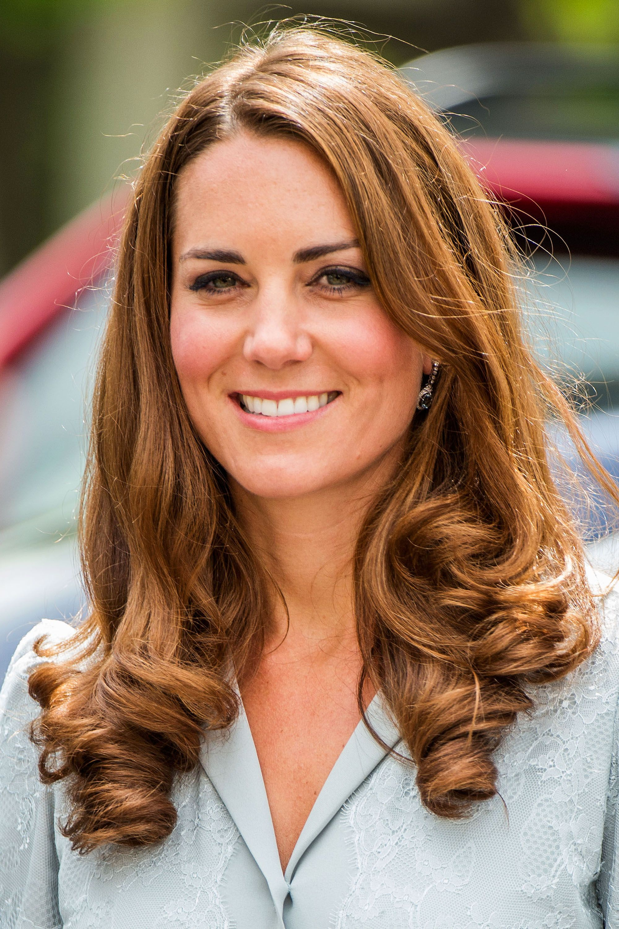 kate middleton's 37 best hair looks - our favorite princess kate
