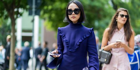 10 Street Style Trends We Saw During Fashion Week