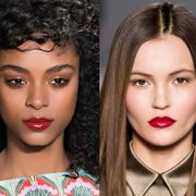 Nose, Lip, Hairstyle, Eye, Eyelash, Chin, Forehead, Eyebrow, Style, Beauty,