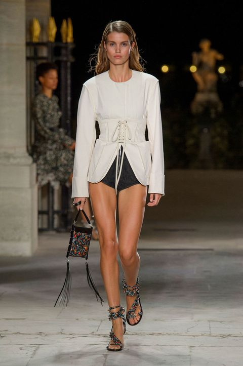 bf7dc9d5c75 39 Looks From the Isabel Marant Spring 2017 Show - Isabel Marant ...